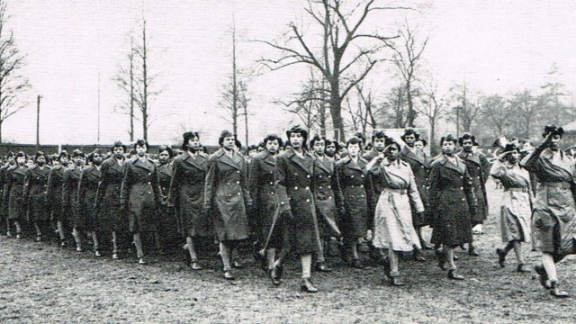 When The Sisters Came Marching Home