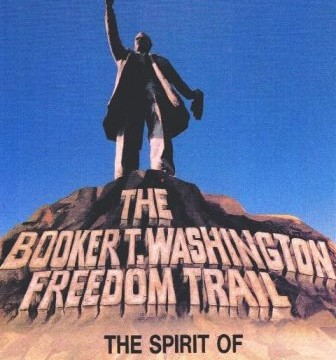 Booker T. Washington Freedom Trail – Part 1