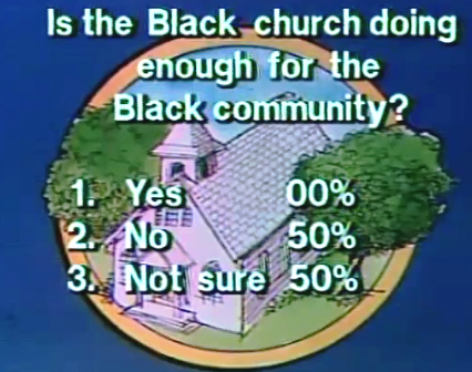 Black Church: Friend or Foe