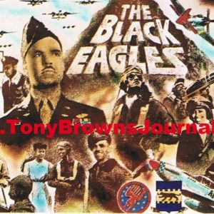 Black Eagles DVD Cover