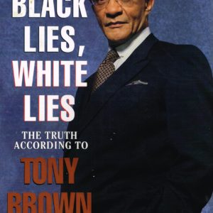 Black Lies White Lies Book Cover