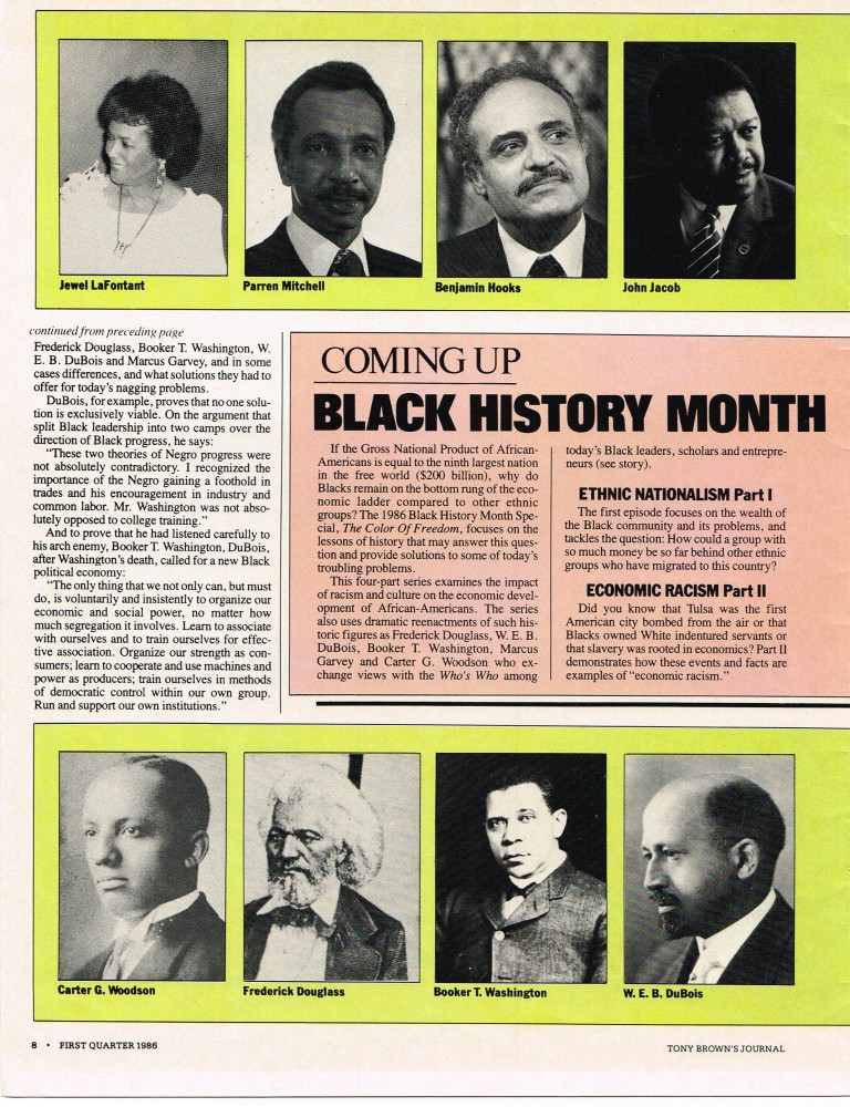 how far had african americans progressed The number of african americans that it's time to admit that america will never really include black america seems so far outside of the realm of.