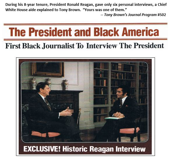 The President and Black America