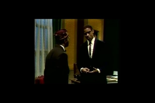 Malcolm & Elijah (Denzel Washington)